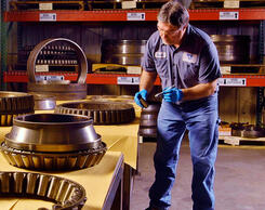 Bearing Repair - Bearing Reconditioning Services