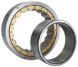 Single Row Cylindrical Roller Bearings - Electric Motor Bearings