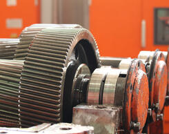 Large Bore and Close Tolerance Bearings for Gear Drives