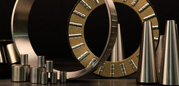 Heavy Duty Bearings - Large Bore Bearings