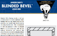 blended bevel flyer