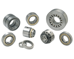 Heavy Duty Bearings - Large Bore Bearings | American Roller