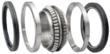 Double Row TDIE Tapered Roller Bearings