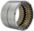 Four Row Cylindrical Bearings - Roll Neck Bearings
