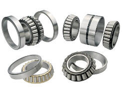 Tapered Roller Bearings - Large Diameter Tapered Bearings